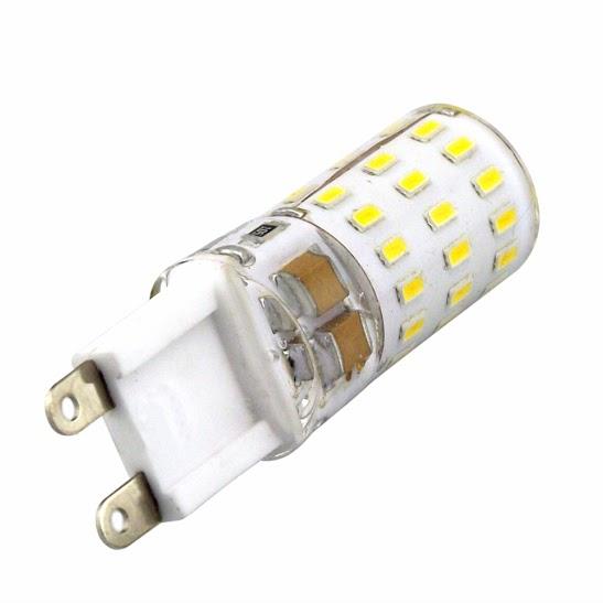 LED žárovka G9-SE4W/360 Studená bílá