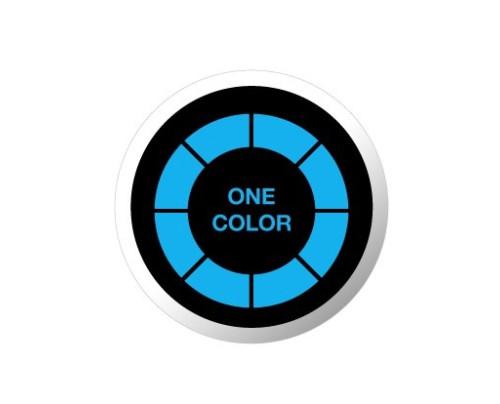Grafika pro projektor - jednobarevná