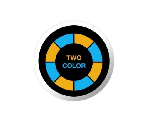 Graf pro, dvoubarevná, originál, 10-70 mm