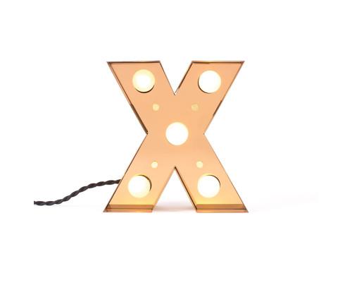 Seletti Caractere - X