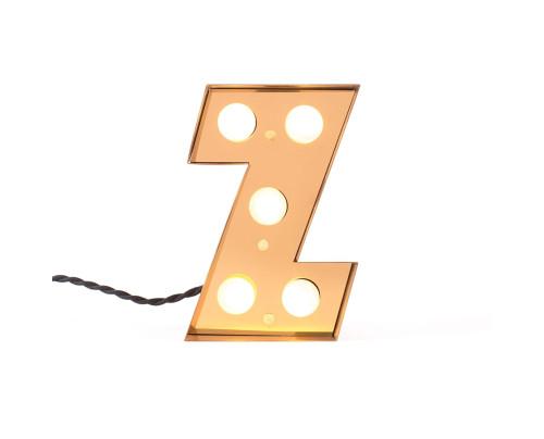 Seletti písmeno Z