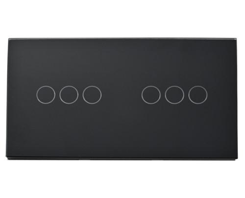 2 x dotykový vypínač VL-C703S-12