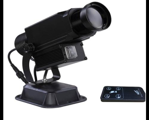 Projektor pro reklamní grafiku 25w IP44 vnitřní s otáčením