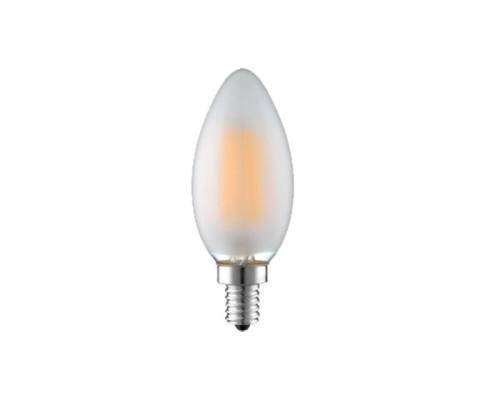 LED žárovka E14 3.5W STMÍVATELNÁ - frost- studená bílá