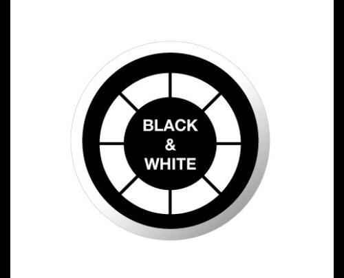 Grafika pro projektor - černobílá