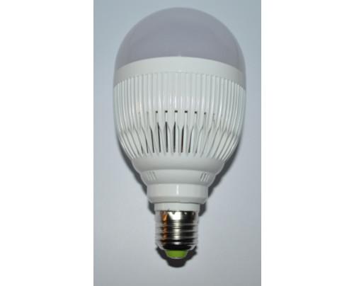 LED žárovka E27 Hy-LED 12W Studená bílá