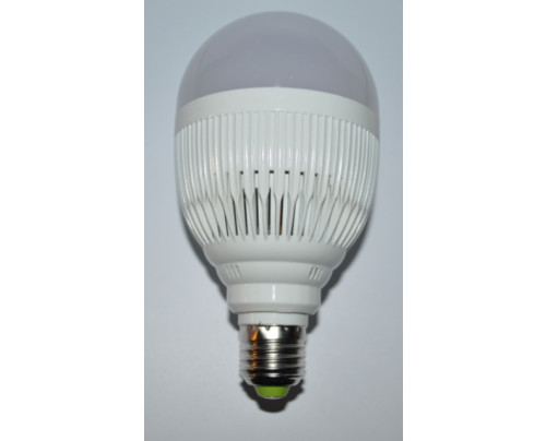 LED žárovka E27 Hy-LED 18W teplá bílá
