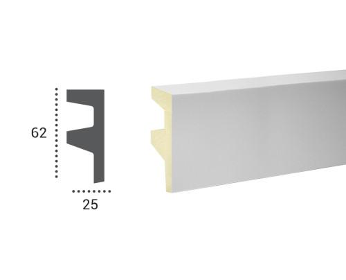 Lišta LF 501 - 62x25mm