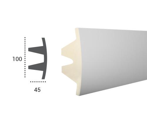 Lišta LF 503 - 100x45mm-profil 2m