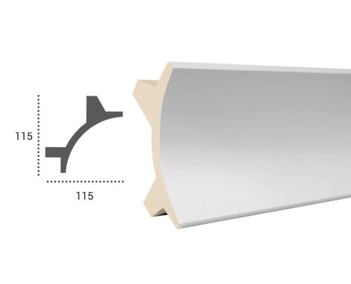 Ohebná lišta LF 706 - 115X115mm
