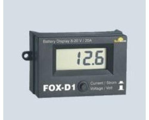LCD display Fox digital D1
