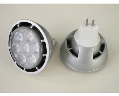 LED žárovka MR16 S7W SANAN Teplá bílá