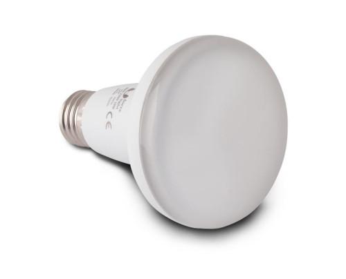 LED žárovka E27 R80 - 24 LED SMD 5730 Teplá bílá