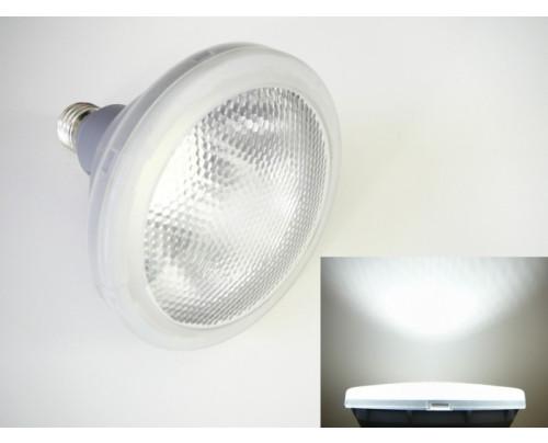 LED žárovka E27 PAR38-S15-30 Studená bílá