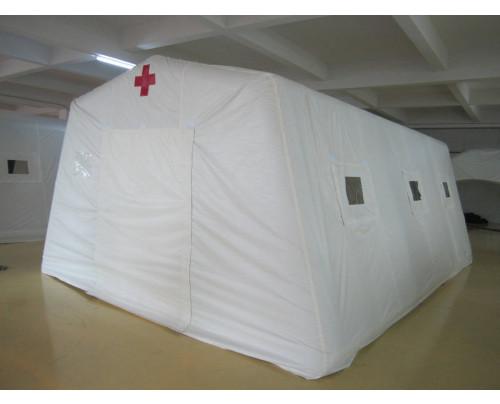 Lékařský stan - odběrné místo pro testování na Covid-19