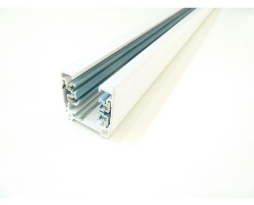 Třífázová lišta 3F pro třífázová svítidla 100cm bílá lišta