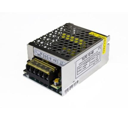 LED zdroj 12V 40W vnitřní miniaturní