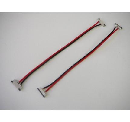 1barva spojka pro led pásek s kabelem
