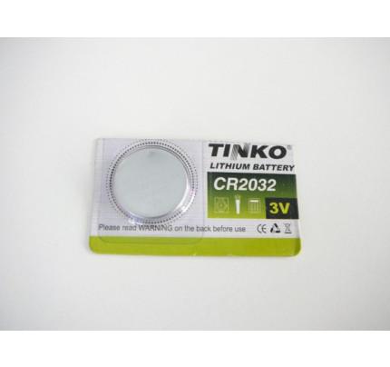Baterie pro LED ovladače CR2032 3V