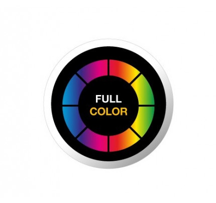 Grafika pro projektor - plnobarevná
