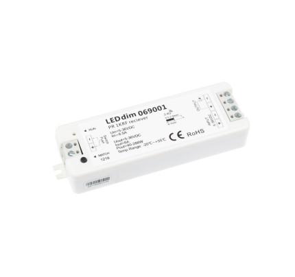 Přijímač LEDdim pro jednobarevné LED pásky