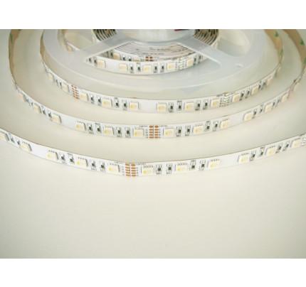 RGBWW 4v1 24V LED pásek vnitřní RGBW - 1,5m - 019