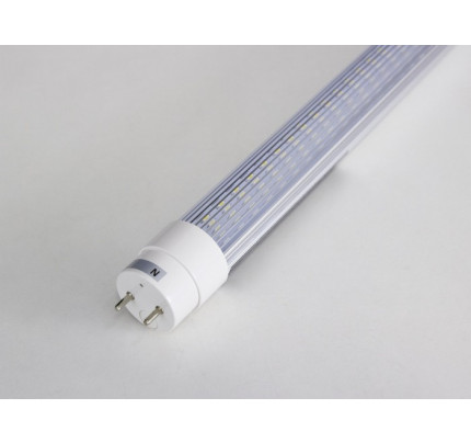 LED trubice 120cm čirý kryt Denní bílá