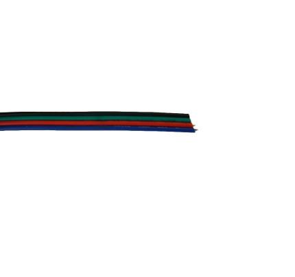 Plochý RGB kabel