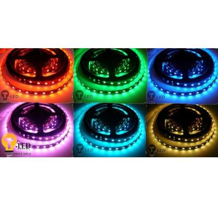 RGB LED pásek TW2-150SMD IP68 RGB