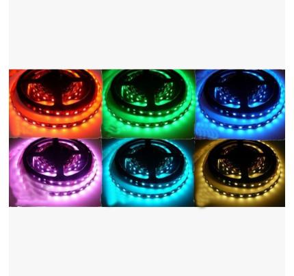RGB LED pásek TW2-300SMD IP68 RGB