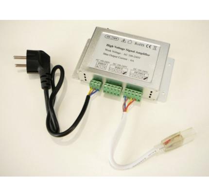 Zesilovač pro RGB 230V