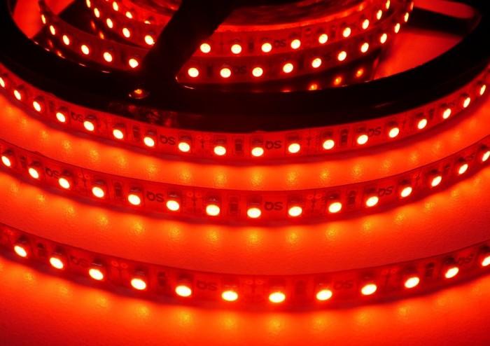 LED pásek zalitý SQ3-W600 - červená