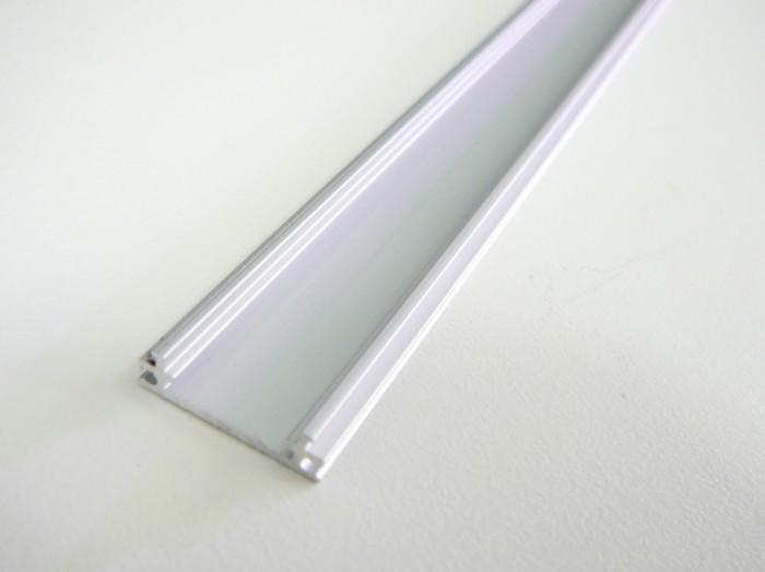 LED profil TUBE nástěnný 1m