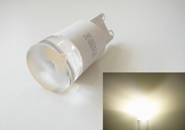 LED žárovka G9-SE2W/360 Denní bílá
