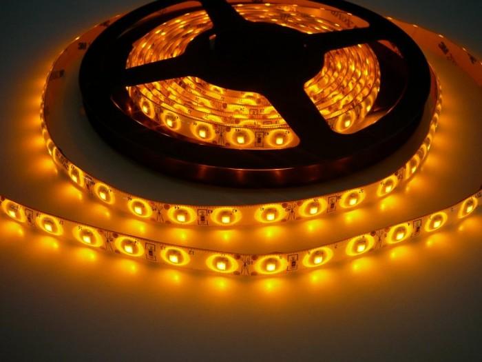 LED pásek vnitřní SQ3-300 žlutá