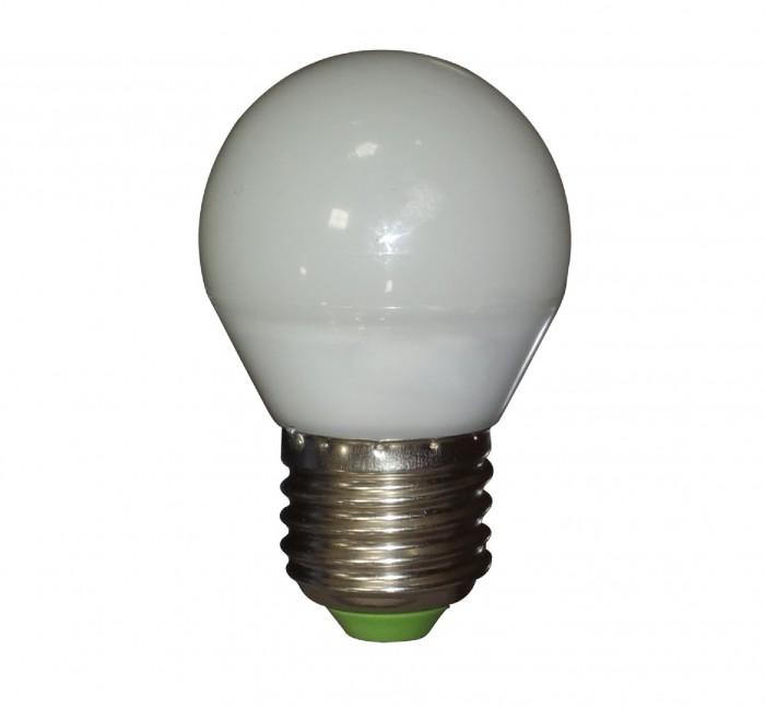 LED žárovka E27 SA6W 360° Teplá bílá