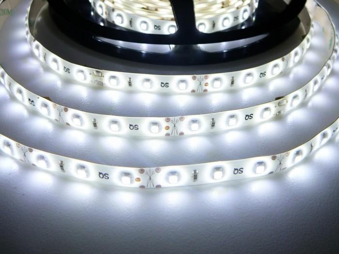 LED pásek 5m 4,8W ECONOMY vnitřní studená bílá