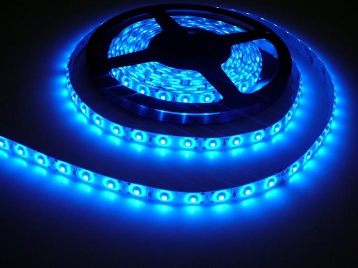 LED pásek vnitřní SQ3-300 modrá