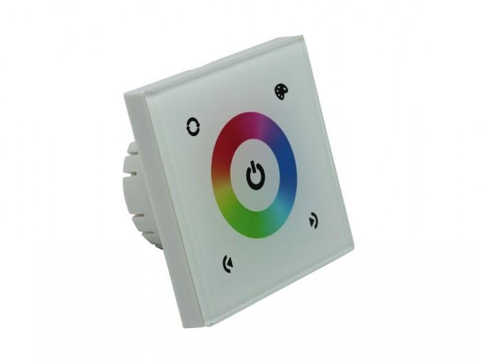 LED dotykový panel RGB 9E