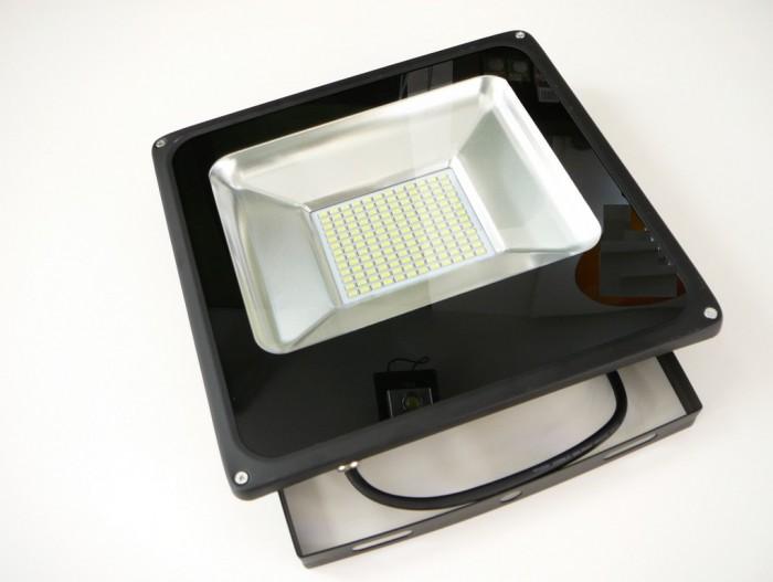 LED reflektor SMD 50W Studená bílá