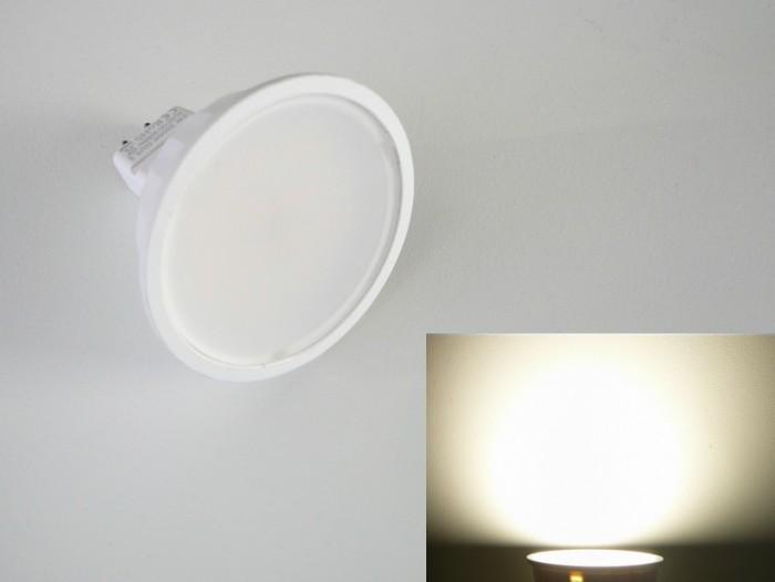LED žárovka MR16 5W LUMENMAX Denní bílá