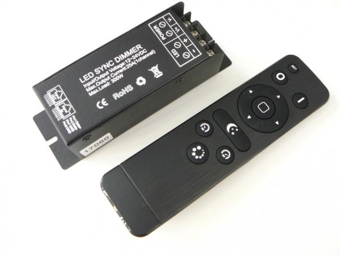 LUXURY RF25A ovladač pro LED