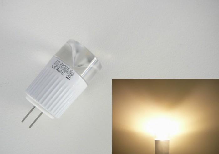 LED žárovka G4 S2W-360 Teplá bílá