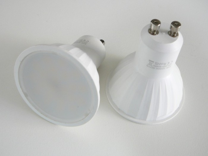 LED žárovka GU10 5W LUMENMAX Teplá bílá