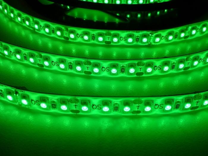LED pásek zalitý SQ3-W600 - zelená