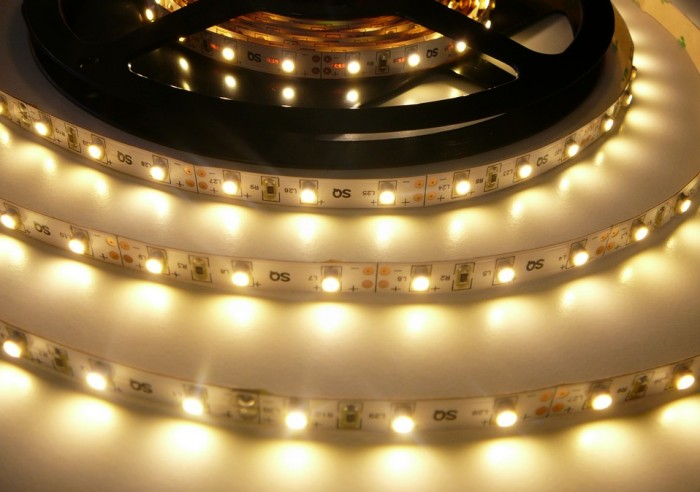 LED pásek SQ3-300 vnitřní teplá bílá