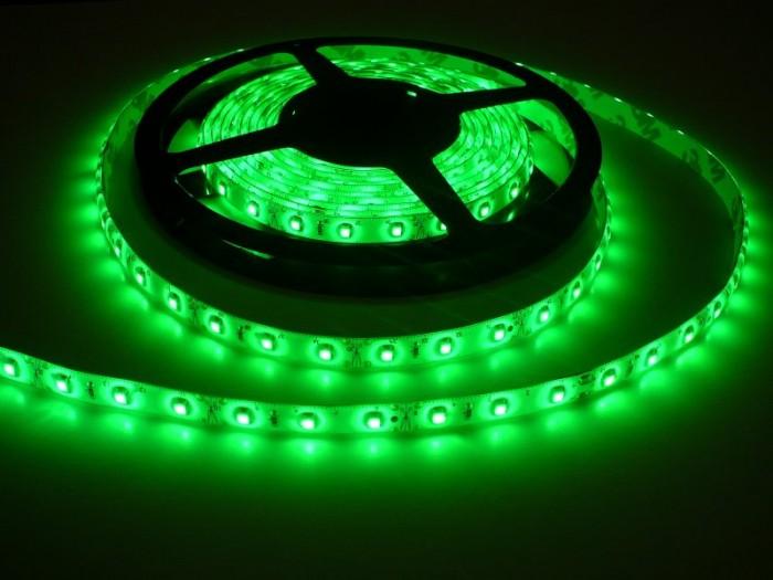 LED pásek zalitý SQ3-W300 zelená