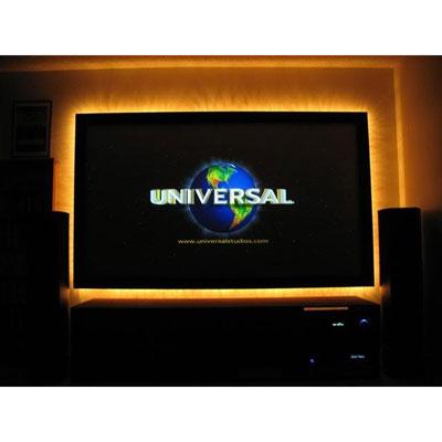 Podsvícení Televize